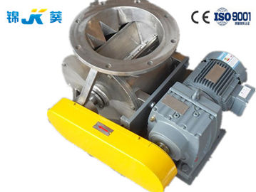 China Agricultural Industry Rotary Pneumatic Valve Customized Flange DN100mm-300mm supplier