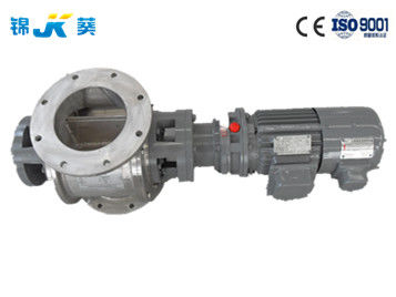 Water Chestnut Powder Rotary Discharge Valve Stainless Steel High Strength