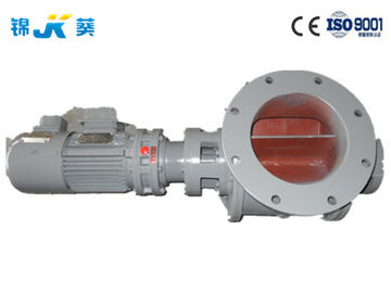 Industrial 24L Rotary Feeder Valve Electric Motors Rotary Airlock Feeder