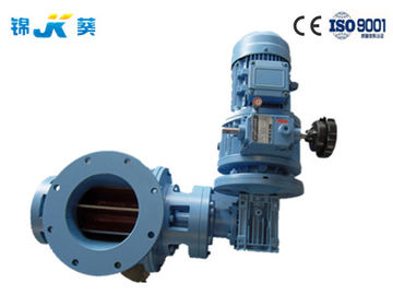 Professional 68L Rotary Feeder Valve With Upper And Below Round Flange
