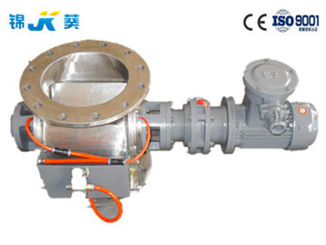 Direct Drive Rotary Pneumatic Valve Lime Powder Separating And Discharging