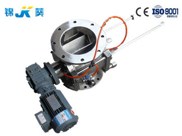 Heat Resistant  Rotary Discharge Valve Durable Material Handling Valve