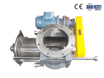 China Food Industry Sanitary Rotary Valve Carbon Steel Rotary Airlock Feeder supplier