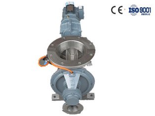 High Speed Blow Through Rotary Valve Low Noise 100KG-20000KG/H Capacity