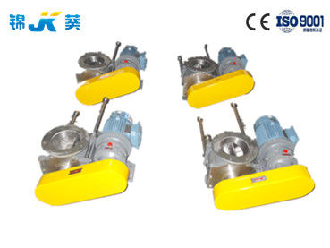 Food Industry Sanitary Rotary Valve Carbon Steel Rotary Airlock Feeder
